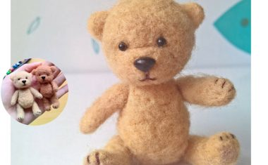 Mini Teddy Bear yapıyoruz!